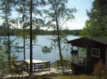 Porosalmi Pirunvuori Cottages, Kalliorinne