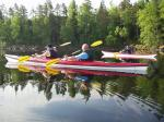 Kayak Adventure from Kolovesi to Oravi