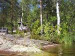 Porosalmi Pirunvuori Cottages, Kallioniemi